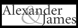 Alexander and James